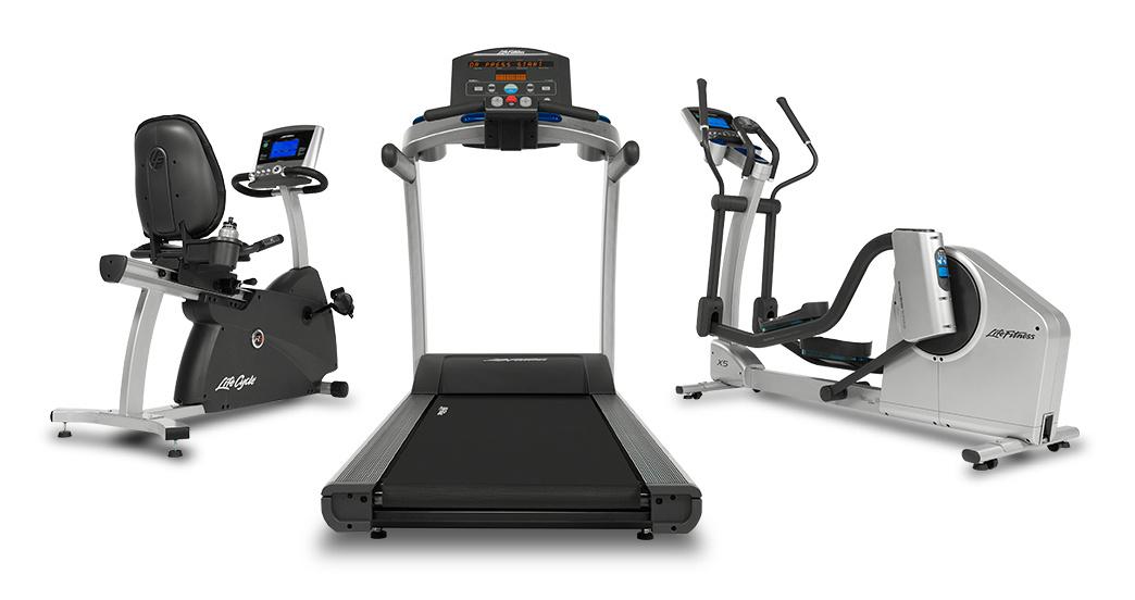 Fitness Three Reverse